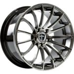 Tomason TN9 8,5x18 LK 5x108 Hyperblack diamond polished Ford,Volvo,Jaguar